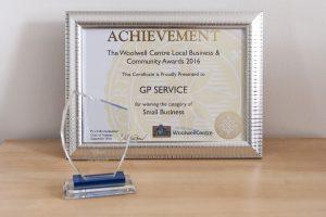 Woolwell award